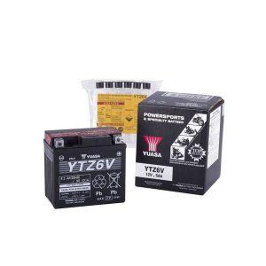 31500KZR601 - BATTERY YTZ6-V
