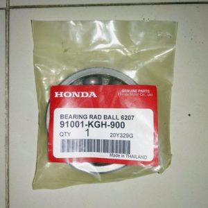 91001KGH900 - BRG,BALL RADIAL 6207